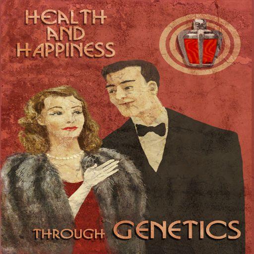 遺伝学で健康と幸福を