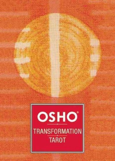 Osho Transformation Tarot : 60 Illustrated Cards and Book for Insight and Renewal