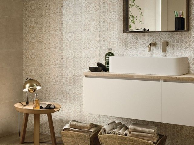 119 best images about rivestimenti bagno on pinterest - Rivestimento bagno shabby ...