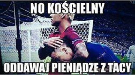 No Kościelny oddawaj pieniądze z tacy • Memy piłkarskie po finale Euro 2016 Francja Portugalia • Quaresma i Koscielny • Zobacz >> #pol #polska #pilkanozna #memy