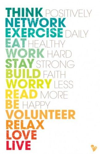 VOLUNTEERFit, Thinking Positive, Inspiration, Quotes, Motivation, Eating Healthy, Living, New Years, Healthy Life