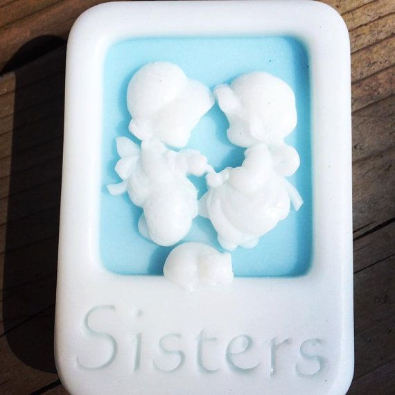 Sisters glycerin soap by Milky Jar