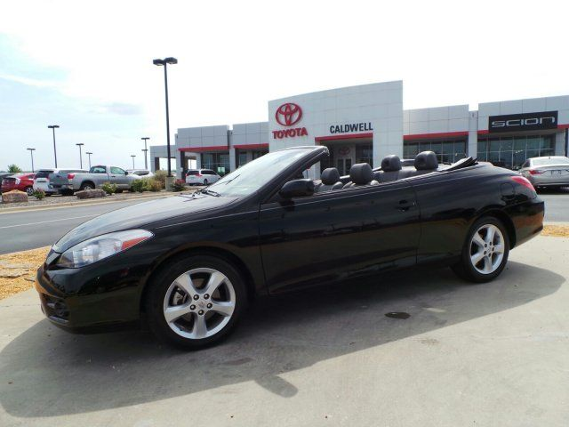 4T1FA38P08U154251 | 2008 Toyota Camry Solara for sale in Conway, AR Image 1