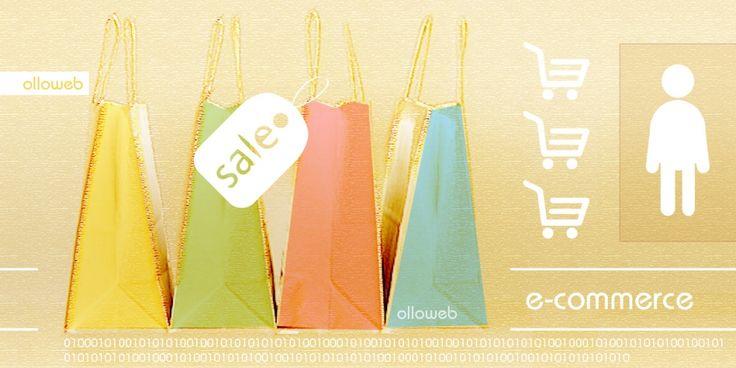 Création de site e-commerce. http://www.olloweb.com/fr/creation-site-internet/creation-site-internet-e-commerce/