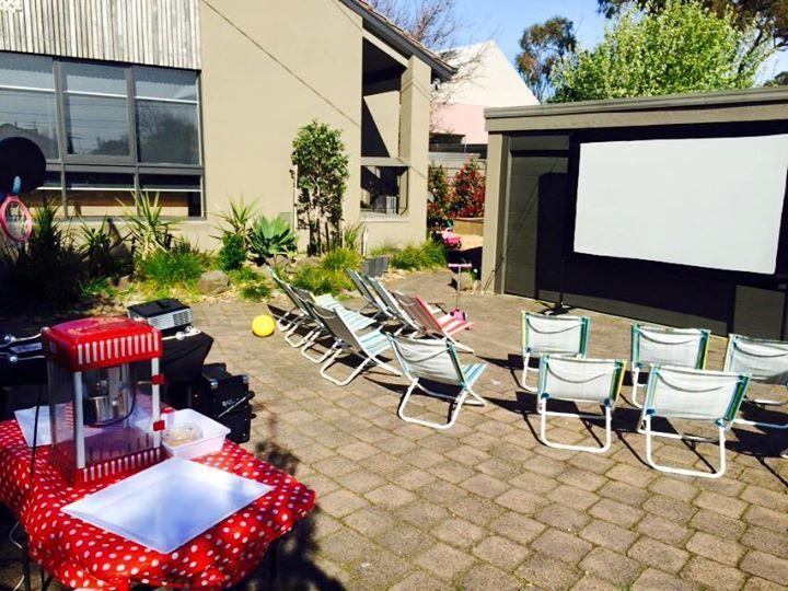 Photos from Backyard Movie Nights's post