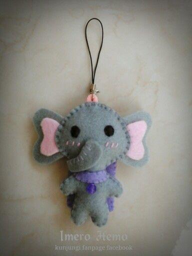 Elephant Felt