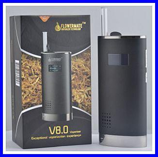 VaporMax V8 Portable Vaporizer Kit