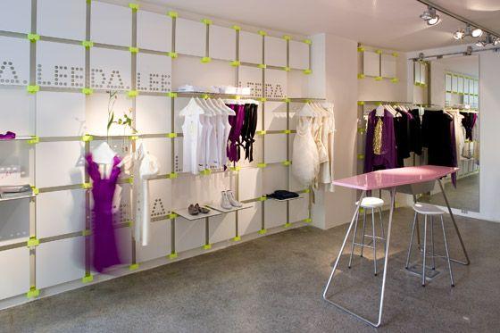 Interiér butiku Leeda. (Foto: Marek Novotný)