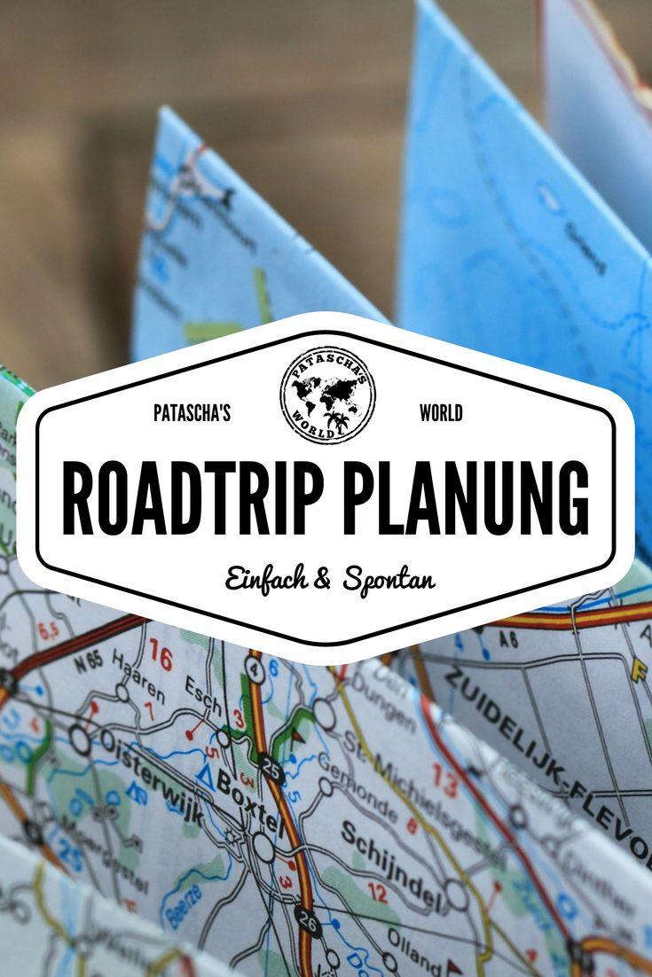Wie planst du deine Roadtrips? Wir brauchen nur ein Smartphone und schon kann's losgehen! Hier erfährst du mehr