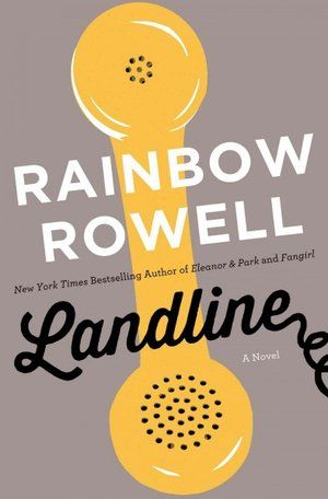 Landline - heard her on the radio today. She said this is a book for grown-ups. :)  It's not a romance about falling in love but one about staying in love.