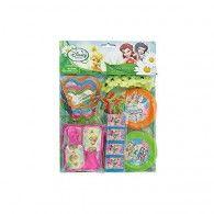 Tinker Bell Value Favor Pack & Best Friends Fairies, Pkt48, $16.95, A396598