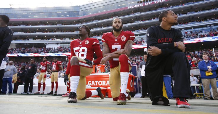 Colin Kaepernick Celebrates His Quest For True 'Independence' On Trip To Ghana  In an Independence Day message, NFL quarterback Colin Kaepernick questioned the worth the Fourth of July holds for black People, since the US was bas...