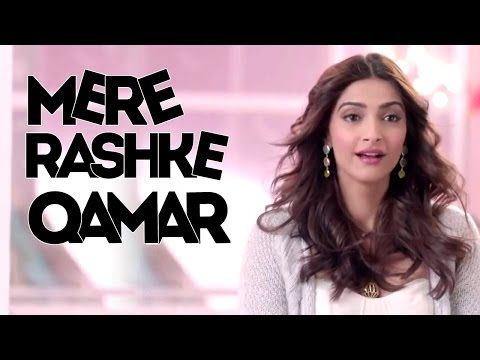 Watch here the best ever song of Nusrat Fateh Ali khan  titled Mere Rashke Qamar Tu Ne Pehli Nazar. This song was very hit and after that Many singer sung this song and launched remix of Mere Rashke Qamar Tu Ne Pehli Nazar. This song is dubbing on Indian song.