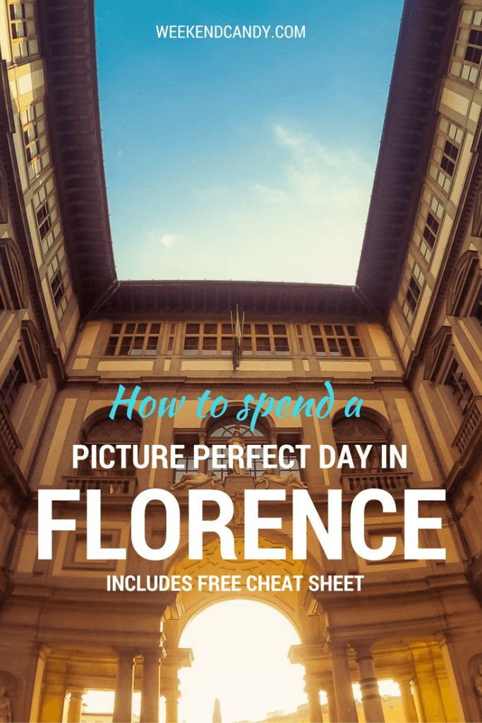When you've only 24 hours to spend in Florence, this practical itinerary will take you to the heart of the city's top sights. Comes with a free city break in Florence cheat sheet!