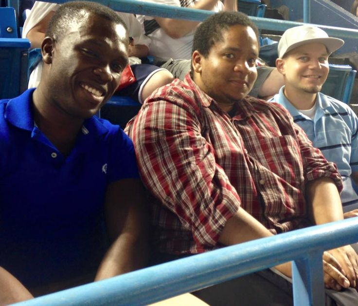 Some of the TCOR Council members got together to watch a #BlueJays baseball game on Thursday June 18th! #ComeTogether