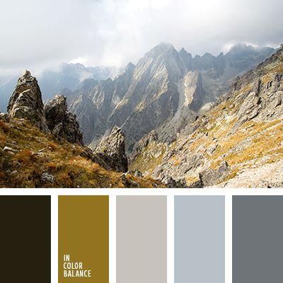 Цветовая палитра №3024 | IN COLOR BALANCE                                                                                                                                                                                 More