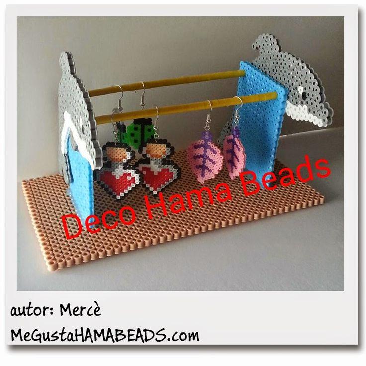 MeGustaHAMABEADS.com: Vuestras creaciones Hama Beads Parte 4