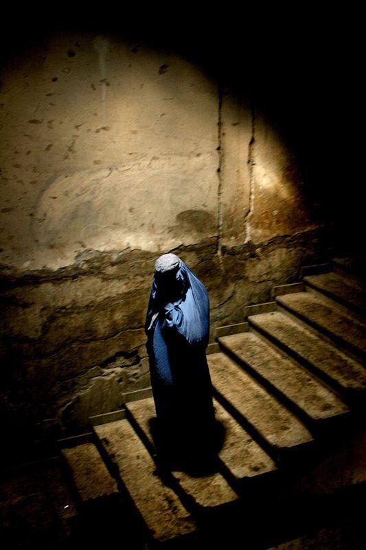 "2006, Tomas Munita's ""Kabul - Leaving the Shadows."""