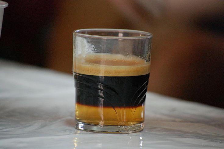 Carajillo 43. You can either go 1:1 Liqor 43 and Espresso or 1:2. Shaken, over rocks