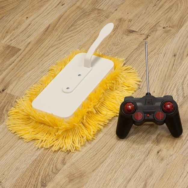 Remote Control Mop   24 Household Items You Won't Believe You Don't Own Yet