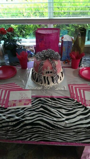 Jens cake