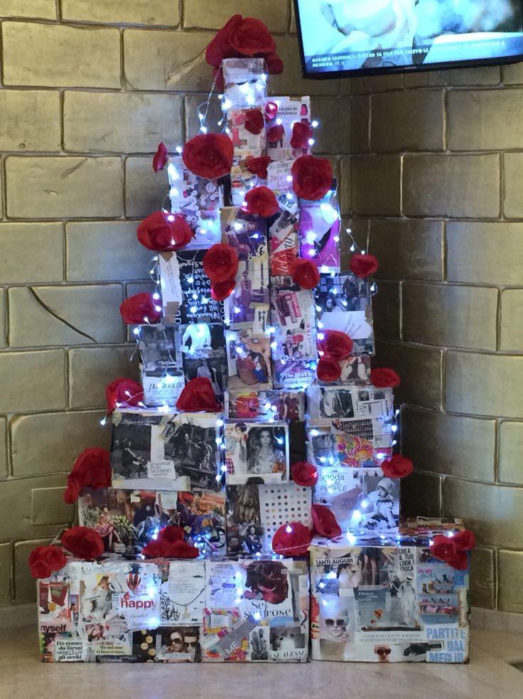 Light fashion Christmas Tree #grazia #elle #glamour