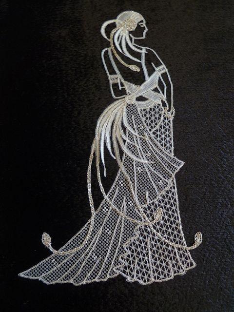 Honiton Lace by Elizabeth Trebble | Flickr – Condivisione di foto!