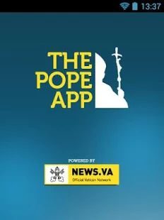 The Pope App - Papa Francisco: miniatura de captura de pantalla