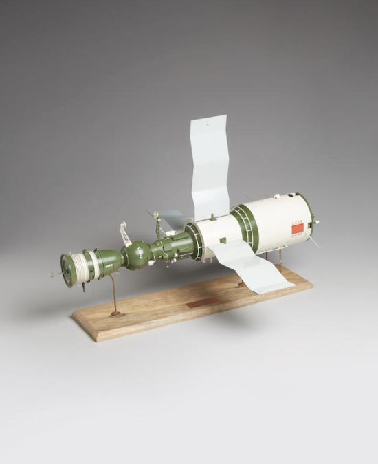 Lunar model.