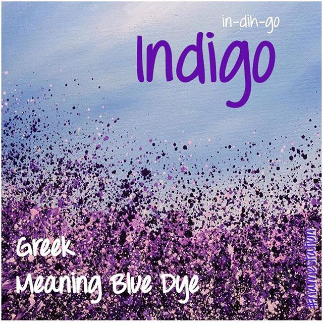 Indigo Names with meaning, Cute girl names, Pet names