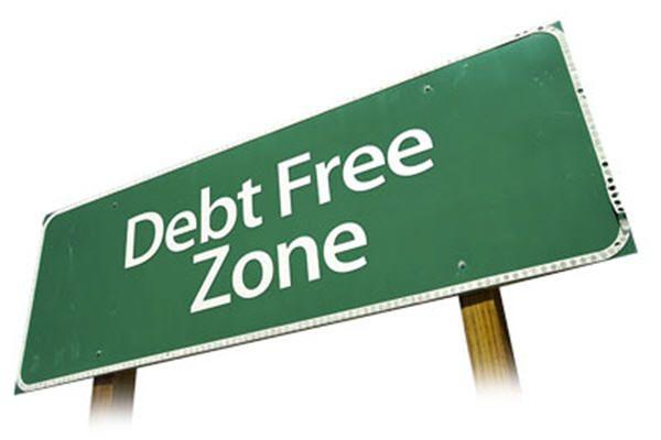 Credit Card Debt Free!