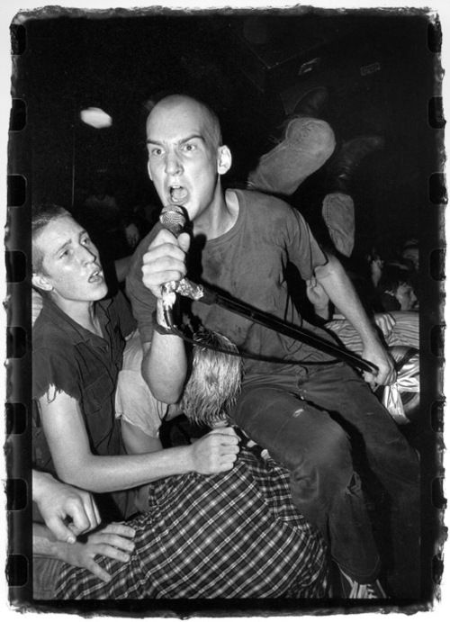 Minor Threat: Ian MacKaye by Glen E. Friedman, 1982