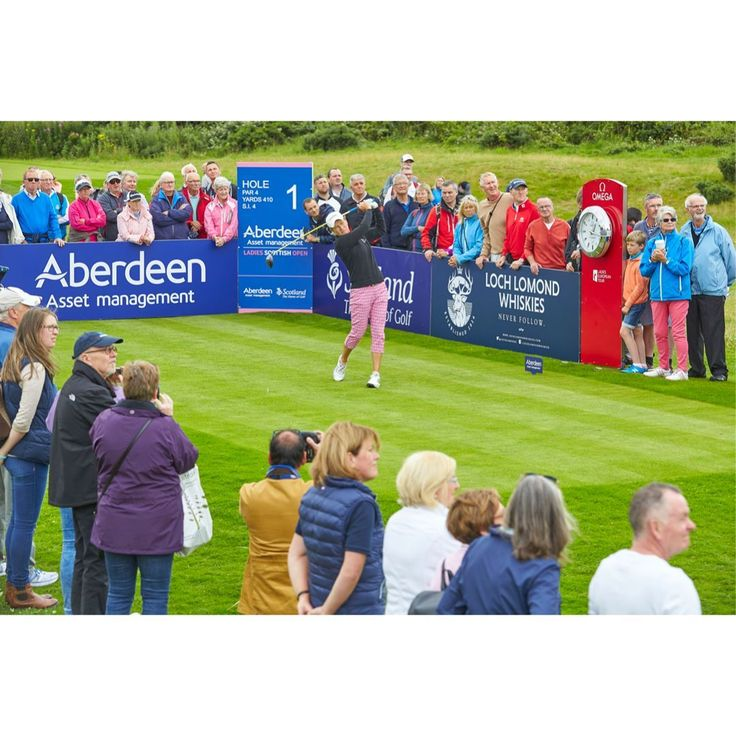 24 year-old American star Danielle Kang is the latest Major Champion to join the star-studded field alongside seven Scottish stars at this years Aberdeen Asset Management Ladies Scottish Open at Dundonald Links from 27th - 30th July. Kang who heads to Dundonald Links full of confidence following her victory at the KPMG Womens PGA Championship is part of an elite list of Major champions already confirmed in the 156-strong player field including Scotlands Catriona Matthew Ariya Jutanugarn…