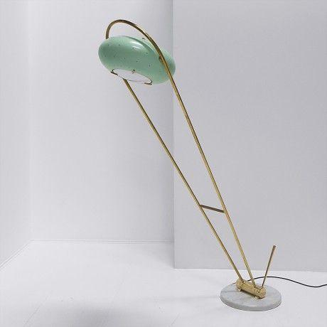 1960_ lampara diseñada por Angelo Lelli