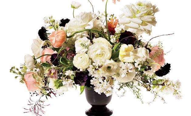wedding flowers spring wedding centerpieces