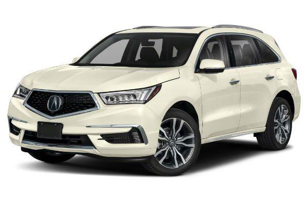 2020 Acura Mdx Advance Package Acura Rdx Acura Mdx Acura