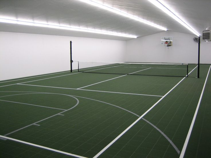 Residential Tennis Court Dimensions