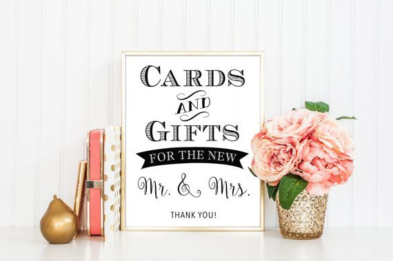 Wedding Gift Cards Online: Best 25+ Table Signs Ideas On Pinterest