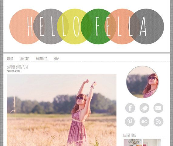 The 11 best images about Website on Pinterest Clean websites - press release template sample
