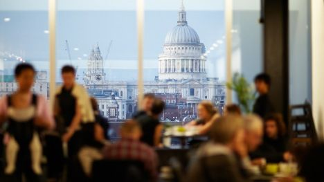 Enjoy one of the best views in London, great food and the legendary Tate wine list in the restaurant on level 6 at Tate Modern.