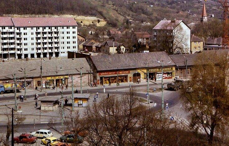 Miskolc, Marx tér ( Újgyőri főtér )