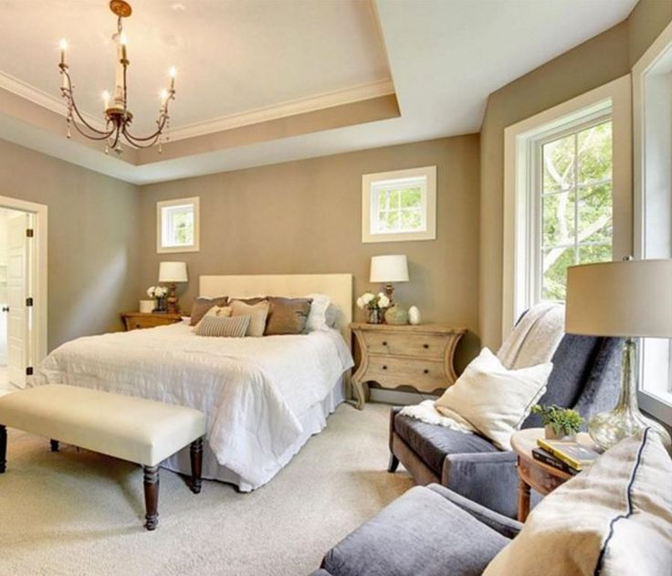 36 Relaxing Neutral Bedroom Designs: 111 Best Images About Bedroom Sanctuaries On Pinterest