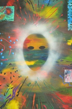 Yapıtlarında felsefe ile sanatı yoğuran genç sanatçımız Alev Akın'ın eserleri Nisan ayı Blossoms bölümümüzde.