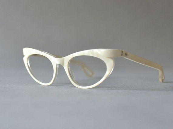 Occhio di gatto occhiali Occhiali vintage di di MightyVintage
