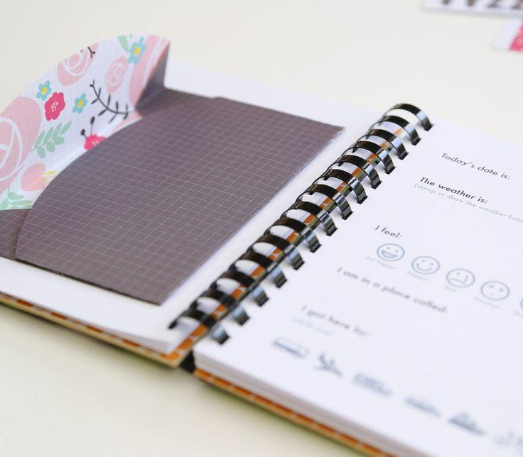 Fare un diario di viaggio bambino