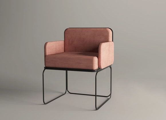 Armchair Free 3D Model Free C4D Models | Armchair, 3d model