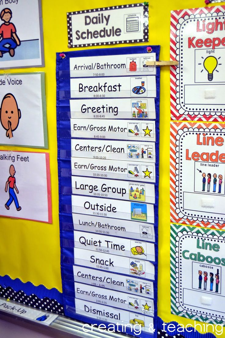 preschool classroom schedule template - 25 best ideas about classroom chore chart on pinterest