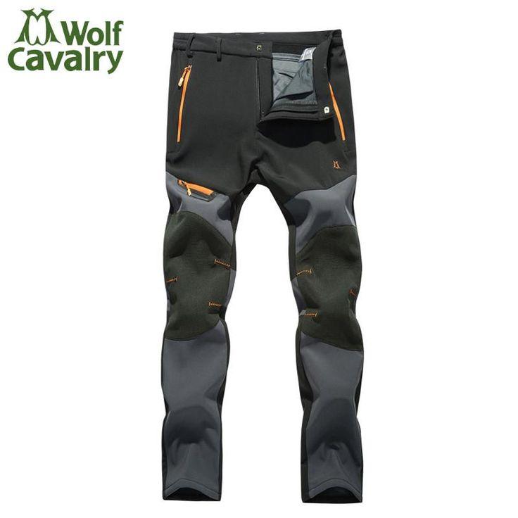 Softshell Pants Men Breathable Thermal Waterproof Pants Men Outdoor Sp – Hard Core Sports