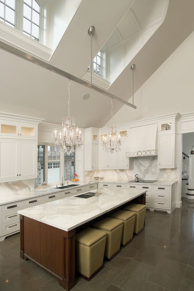 The Adorable Kitchen Island Lighting For Vaulted Ceiling ...