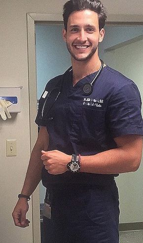 This Hot Doctor Is Taking Over Instagram and Causing Us to Switch Healthcare Providers